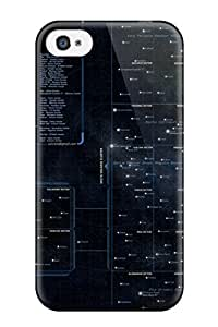 Excellent Design Galactic Star Chart YY-ONE For Iphone 4/4s