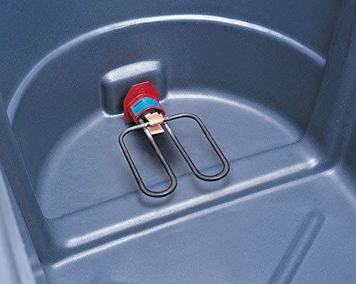 API Stock Tank Water Heater and Deicer Universal Drain Plug De-Icer, 1500 Watt (Item No. 99DP)