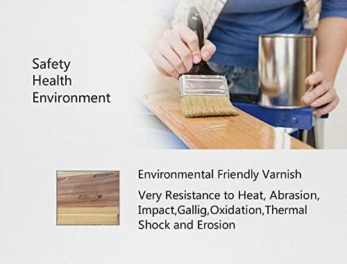 COMFY HOME Solid Wood Step Stool Elm Handmade for Kitchen Nursery D/écor Kids Foot Stool Waterproof 1-Pack Assembled 9.84 L x 5.90 W x 7.87 H Bedroom Bathroom Living Room