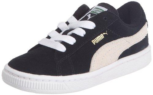 Puma Suede Kids 35363601, Sneaker, Nero, 28 EU
