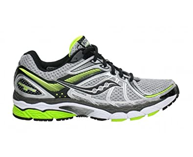 Tarkista parhaat lenkkarit parhaiten myydä SAUCONY Pro Grid Hurricane 13 Men's Running Shoes, Silver ...