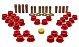 Energy Suspension 11-3106R Rear Control Arm Bushing Set