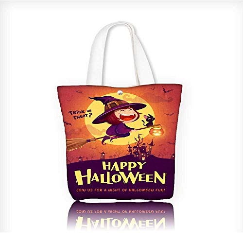 shopping tote bagfold up shopping bagHappy Halloween Halloween