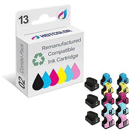 hotcolor? 13pk 02 02 compatible Cartuchos de tinta para impresoras ...