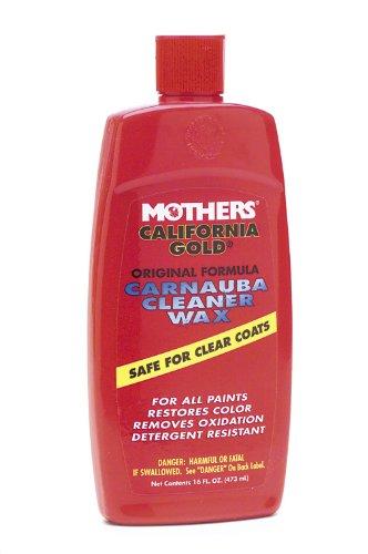 Mothers California Gold Brazilian Carnauba Wax Liquid - (Mothers California Gold Liquid)