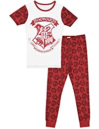 Girls Harry Potter Hogwarts Pajamas