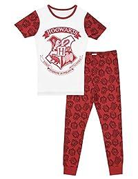 Harry Potter Girls' Harry Potter Hogwarts Pajamas