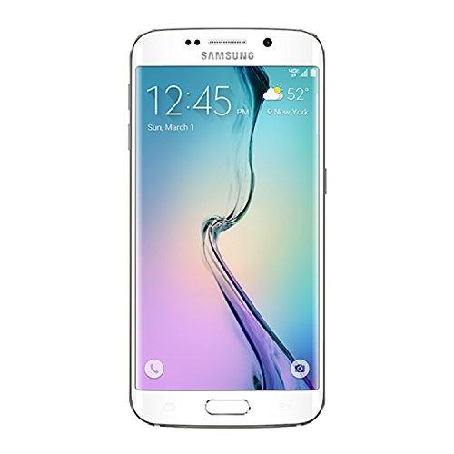 Samsung Galaxy S6 Edge G925V 32GB Verizon 4G LTE Octa-Core Smartphone W/ 16MP Camera - White