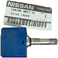 Genuine Nissan 40700-1AA0B TPMS Sensor Unit by Nissan