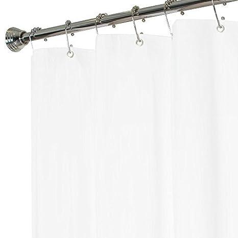 """Classic Baño Ducha Resistente al moho cortina de línea - 70 """"x 72"""""""