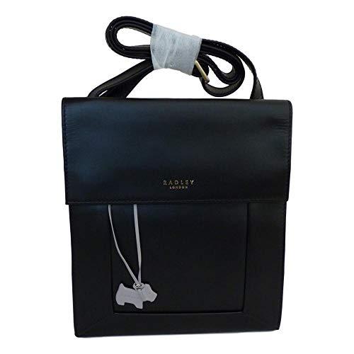 Radley, sac à bandoulière noir pour femmes