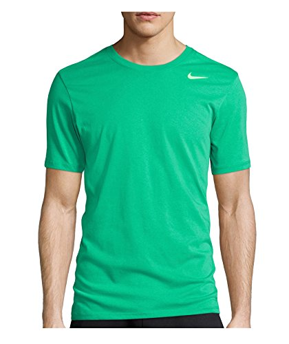 Nike Dri-FIT Version 2.0 T-Shirt Stadium Green/Stadium Green/Black Mens T Shirt