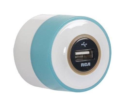RCA USBNLTR Night Travel Charger