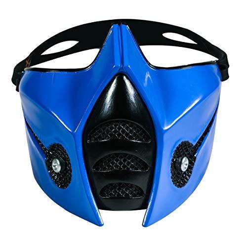 Sub Zero Alt Costumes - Newest Sub Zero Mask Mortal Kombat