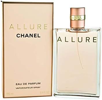C H A N E L - Allure Eau De Parfum Spray for Women 3.4 FL OZ
