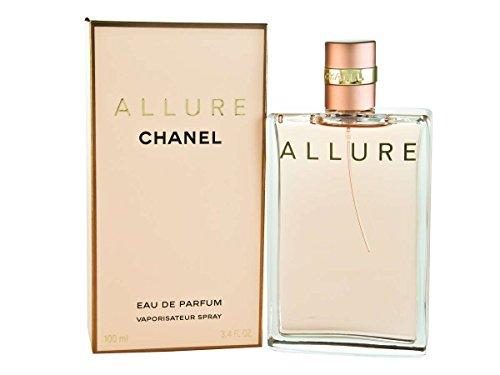 27acfb3ea C H A N E L - Allure Eau De Parfum Spray for Women 3.4 FL OZ
