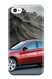 Flexible Tpu Back Case Cover For Iphone 4/4s - Vehicles Car