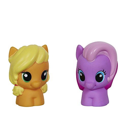 2 Pack Daisy (Playskool Friends My Little Pony Figure Two-Pack with Applejack and Daisy)