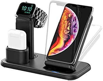 Beacoo 3-in-1 Wireless Charging Stand