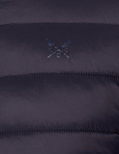 dark Maschile Leggera Blu Navy Abbigliamento Dell'equipaggio Giacca SXnx1wUqvE