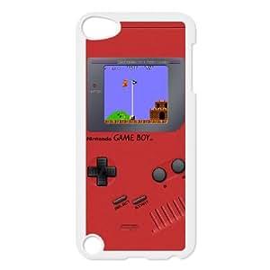 Game boy Super Mario Bros iPod Touch 5 Case White Special gift AJ848UP8