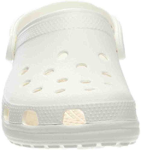 Classic Unisex Weiß Zuecos Adulto White Crocs dqwxAd
