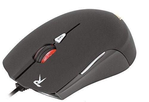 Mouse Ourea Optical 2500 Dpi, Gamdias, Mouses
