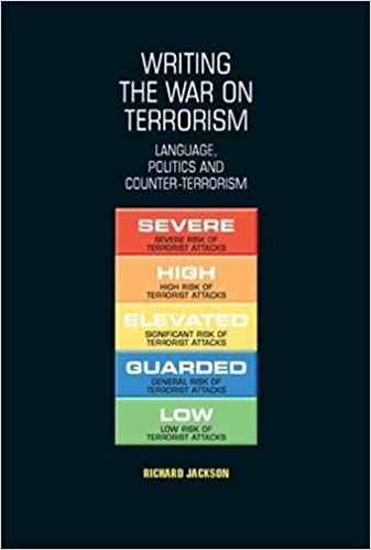 Writing The War On Terrorism: Language, Politics And Counter Terrorism (New  Approaches To Conflict Analysis MUP): Richard Jackson: 9780719071218: ...