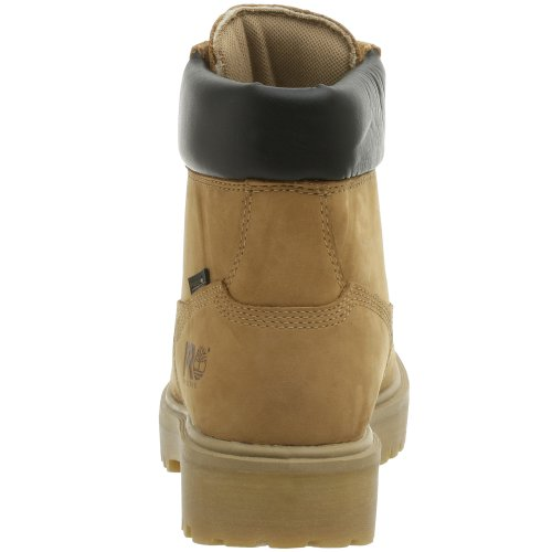 Timberland PRO Men's Direct Attach Six-Inch Soft-Toe Boot, Wheat Nubuck,9.5 W by Timberland PRO (Image #3)