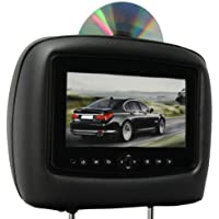 CarShow by Rosen CS-TYHIG09-B19 Single DVD Headrest System
