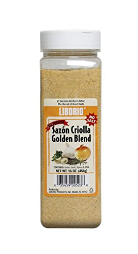 Liborio Sazón Gold All Purpose Seasoning, 16oz by Liborio
