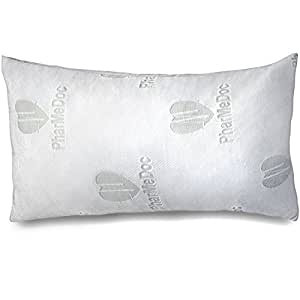 Amazon Com Pharmedoc Shredded Memory Foam Pillow W