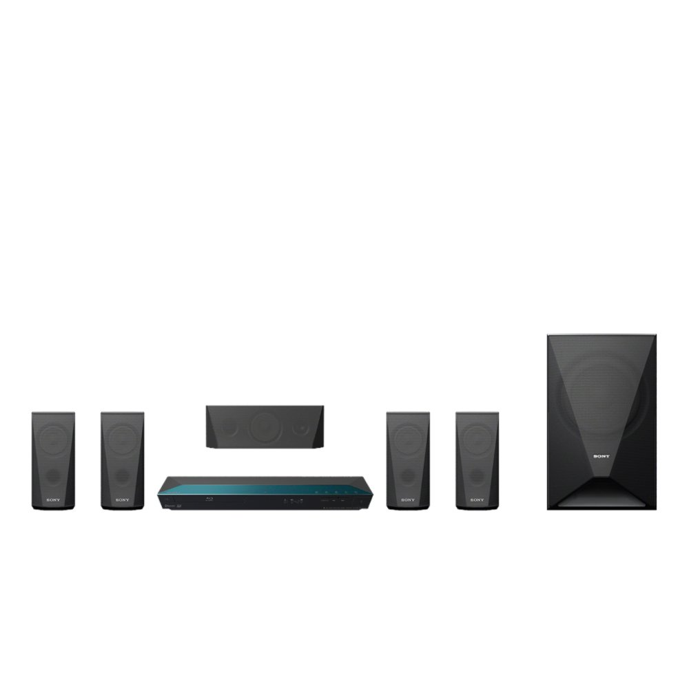 Amazon.com: Sony BDVE3100 5.1 Channel Home Theater System: Home ...
