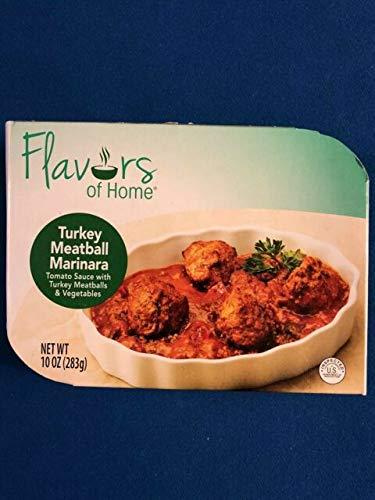 Medifast Flavors Of Home Turkey Meatball - Meatball Flavor