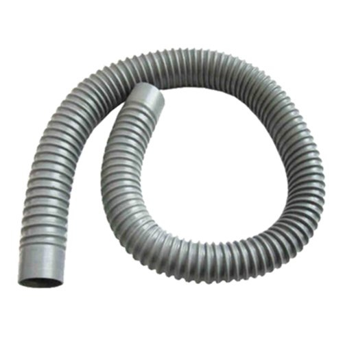 Air Conditioner Drainage Part Dual Layer Water Drain Hose 1M Gray by Bathroom hos