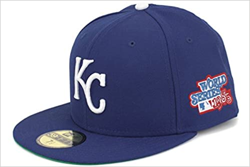 timeless design 25653 ba56e ... authentic new era kansas city royals 1985 world series side patch  fitted cap 7 1 2 ...