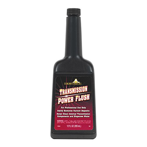 Golden Touch 1694-12PK Transmission Power Flush - 12 fl. oz., (Pack of 12) by Golden Touch