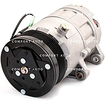 41ouvfkzteL._SL500_AC_SS350_ amazon com 2002 2008 mini cooper a c ac compressor clutch kit Compressor Wiring Diagram at gsmx.co