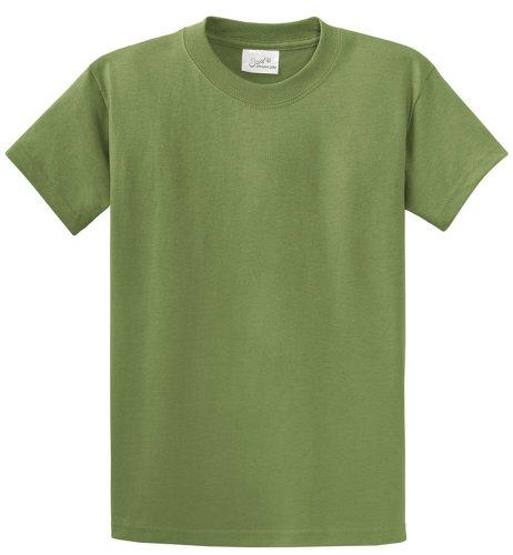 Heavyweight 100% Tee Cotton (Joe's USA(tm - Heavyweight 6.1-Ounce, 100% Cotton T-Shirts in Size L)