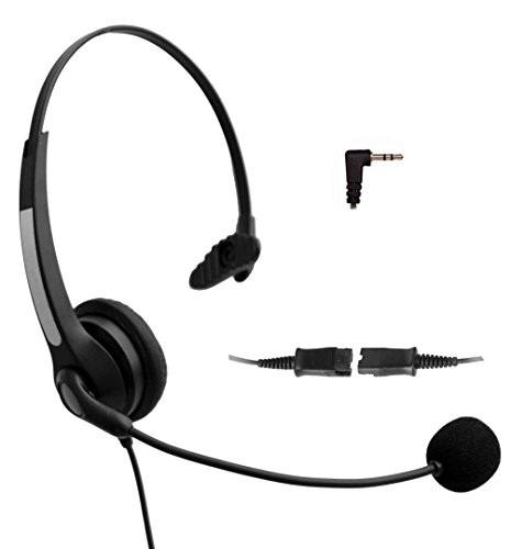 4call-k700nqj35-35mm-mono-telephone-headset-for-business-office-deskphones-alcatel-lucent-ip-touch-4