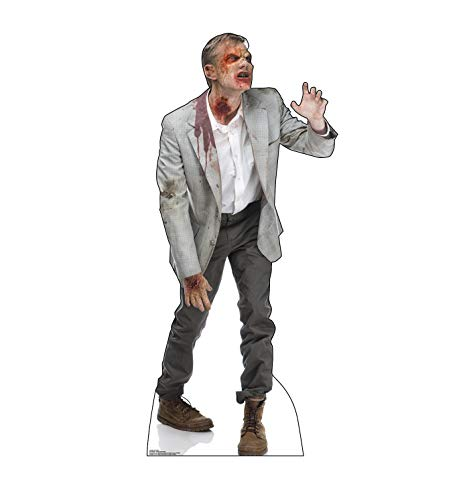 Advanced Graphics Zombie Snatcher Life Size Cardboard Cutout Standup -