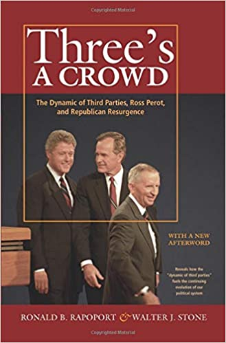 Amazon com: Three's a Crowd: The Dynamic of Third Parties