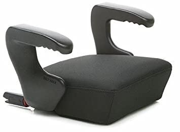 Amazoncom  Clek Ozzi Backless Booster Seat Licorice  Child