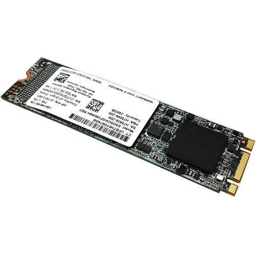 Intel Pro 2500 Series 240GB M.2 NGFF 2280 SSD (Solid State Drive) MLC SATA III 6.0Gb/s (SSDSCKGF240A5) by Intel