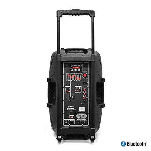 Pyle pphp122bmu pro battery powered pa speaker 12