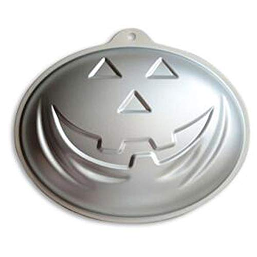 (Halloween - Pumpkin Shaped Cake Baking Mold - 1 Piece 9)