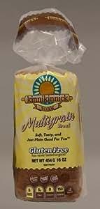 Kinnikinnick Multigrain Bread 16 Ounce (Pack of 6) by Kinnikinnick
