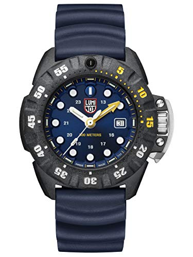 Luminox Scott Cassell Deep Dive 1550 Series Mens Watch