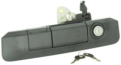 Pop and Lock For Toyota Tacoma - 2005-2015 - Black (Tacoma Tailgate Lock)