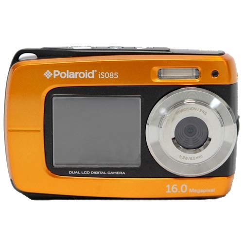 Polaroid IS085 16 MP Digital Camera with 2.7-Inch LCD (Burnt Orange)